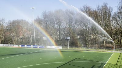Water Based Hockey Pitch
